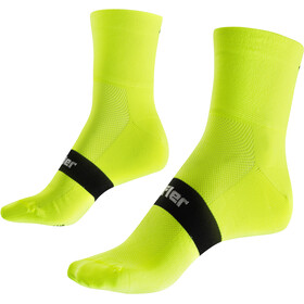 Löffler Transtex Sport Sokken, geel